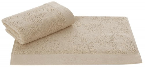 Полотенце Soft Cotton LEAF JAKARLI, 32х50 см, 3 пр.