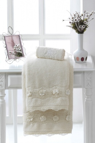 Лицевое полотенце Soft Cotton YONCA, 50х100 см
