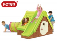Домик игровой Keter FUNTIVITY PLAY HOUSE (Фантивити)