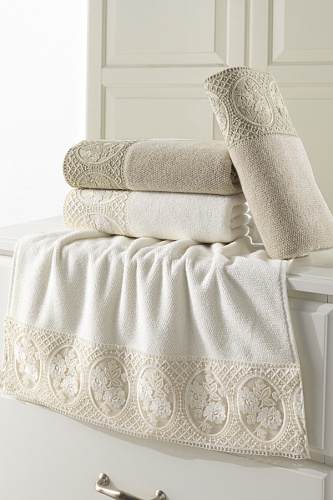 Банное полотенце Soft Cotton ELIZA, 85*150 см