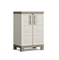Шкаф пластиковый Kis EXCELLENCE LOW CABINET