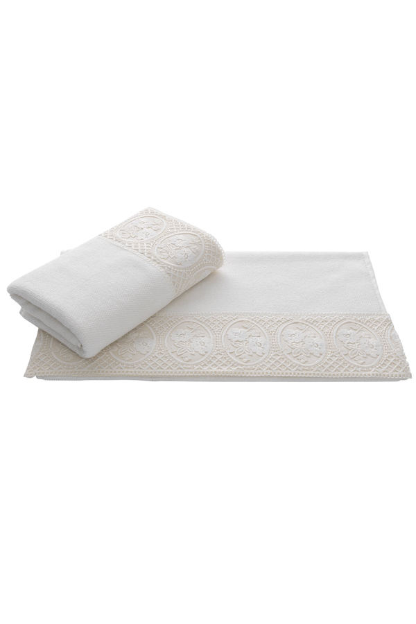 Лицевое полотенце Soft Cotton ELIZA, 50*100 см