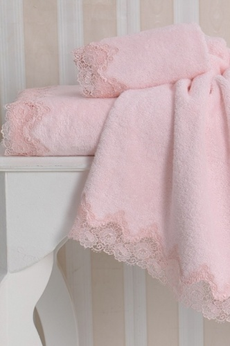 Банное полотенце Soft Cotton ANGELIC, 85х150 см